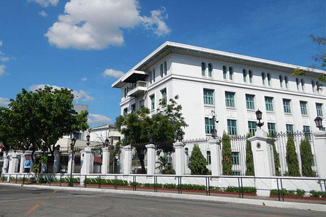 Mabini Hall Malacanang