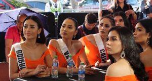 Bb. Pilipinas candidates