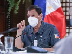 Duterte on May 12 briefing