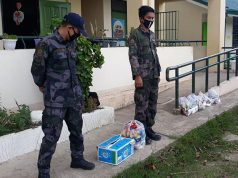 Law enforcers in CamSur