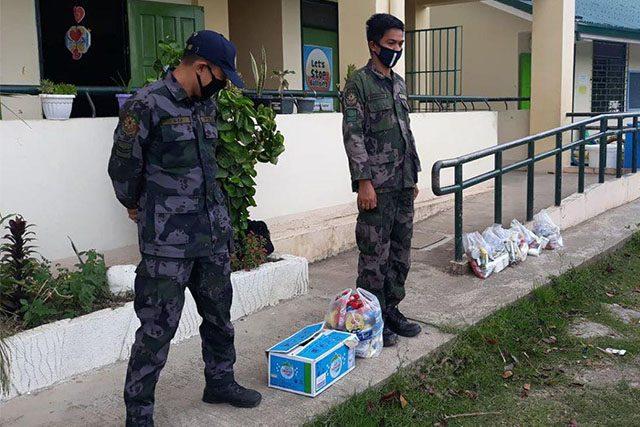 Law enforcers in CamSur