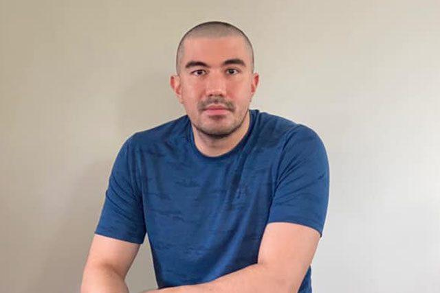 Luis Manzano in quarantine