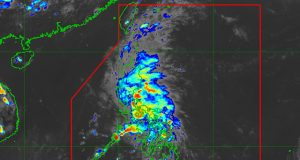 Typhoon Ambo PAGASA