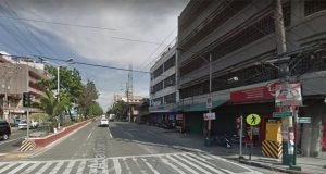 Abad Santos Ave