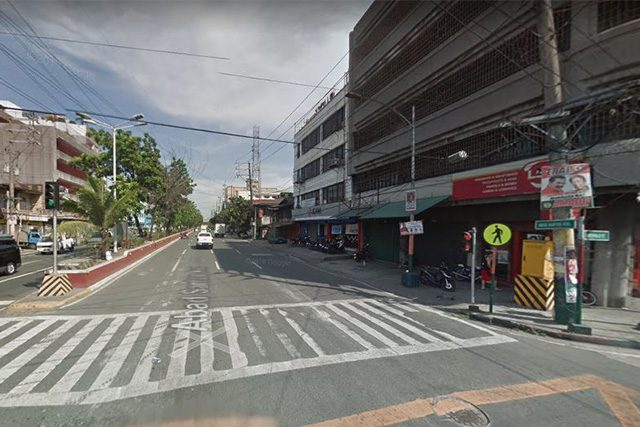 Abad Santos Ave