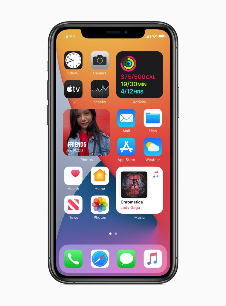 Apple iOS14 preview
