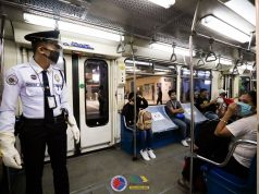 DOTR-MRT3 social distancing