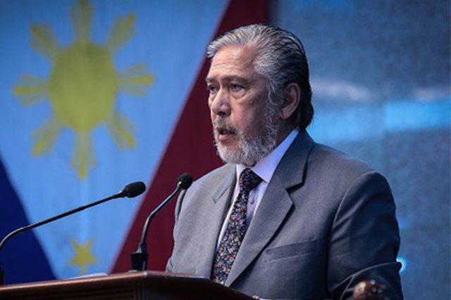 Tito Sotto in June 4 photo