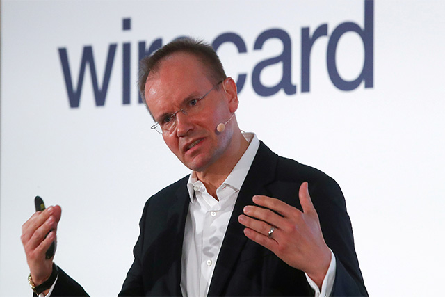 Markus Braun Wirecard