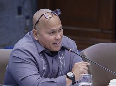 Bato dela Rosa in Senate