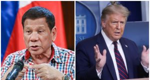 Duterte and Trump