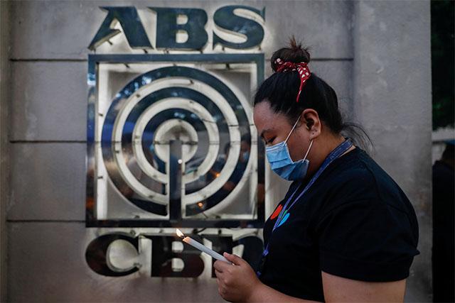 abs cbn employee.'