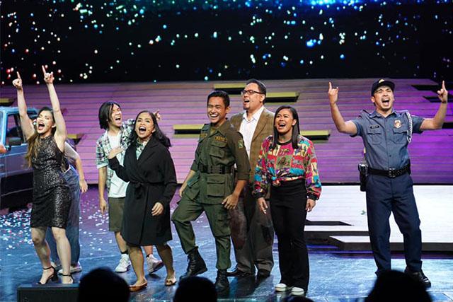 Ang Huling El Bimbo musical