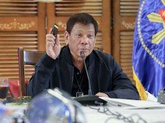 Duterte on Aug 25 Speech