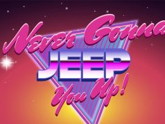 Never Gonna Jeep You Up