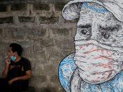 Quezon City mural street art COVID-19