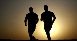 men-running