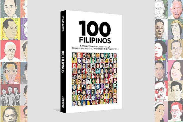 100 Filipinos book