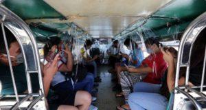 Jeepney passengers