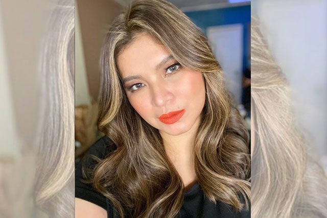 Angel Locsin on September 2020