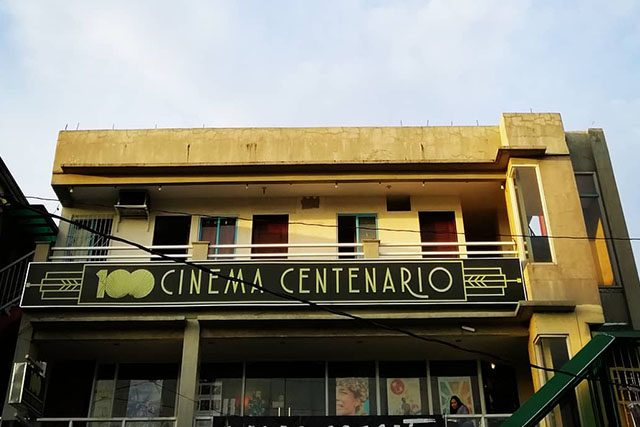 Cinema Centenario