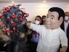 Mascot of Duterte