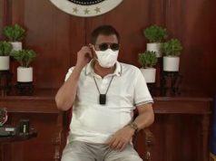 Duterte with sunglasses