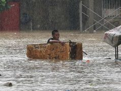 Flood in Marikina