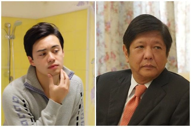Jeff Ortega & Bongbong Marcos