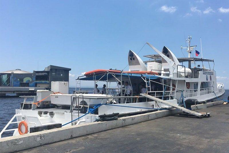 MV Kasarinlan