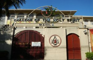 College of Holy Spirit Manila