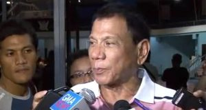 Duterte in 2013