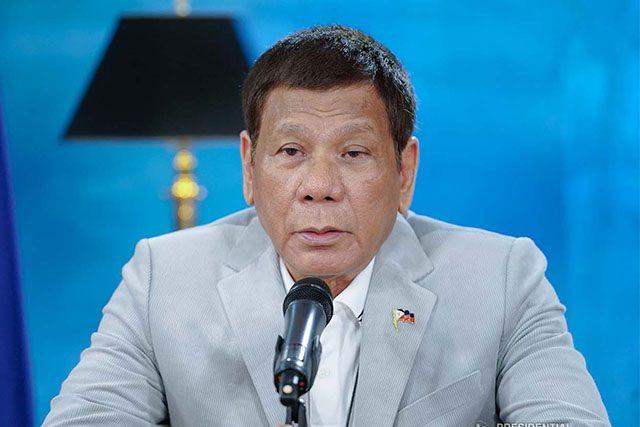 Duterte in ASEAN Summit