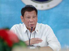 Duterte in November 5 Speech