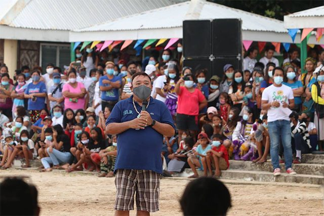 Harry Roque in Cebu