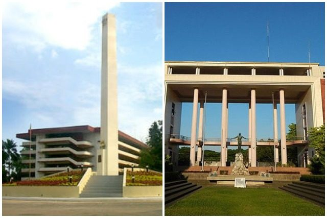 PUP and UP Diliman