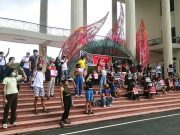 UP End the Sem Protest