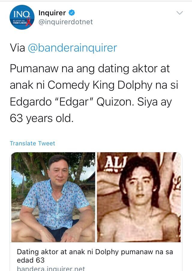 Screenshot of Eric and Edgar Quizon