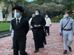 Jose Rizal last walk