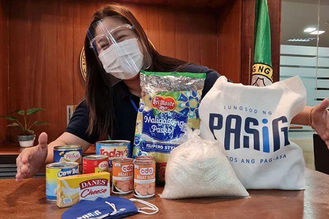 Pasig food pack