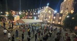 Simbang Gabi in Cavite