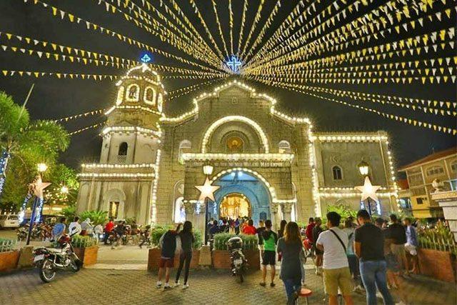 Simbang Gabi in Marikina