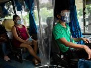 Face shield policy in the Philippines