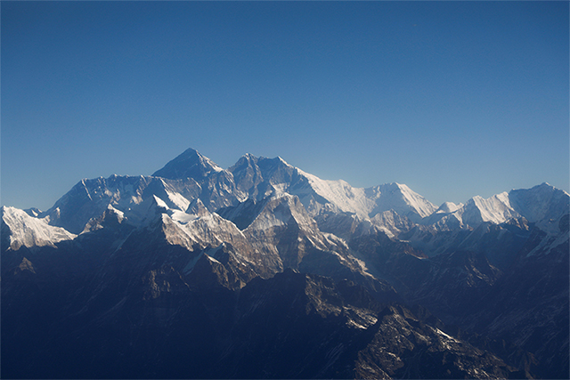 Nepal and China to announce height of Everest on Tuesday