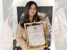 Angel Locsin Spirit of Philanthropy Award