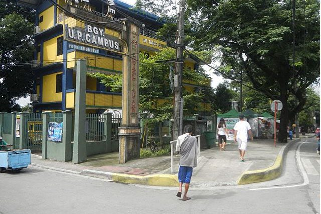 Brgy UP Campus