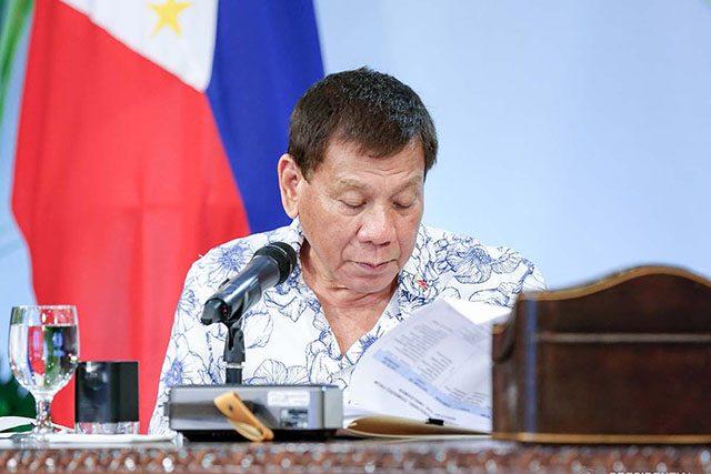 Duterte in Jan 13 Speech