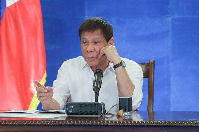 Duterte in Jan 25 Speech