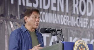 Duterte in Jolo