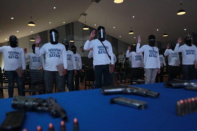 NPA surrenderees
